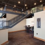 contemporary real estate office in twin cities