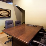 another view of real estate conference room