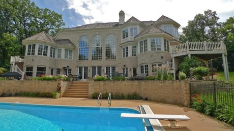Nice two story house with pool images for 2 story house with pool